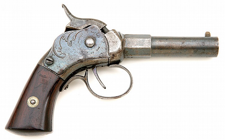 Massachusetts Arms Company Percussion Single Shot Pistol