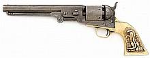 Colt model 1851 Navy Percussion Revolver