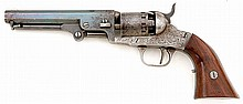 Manhattan firearms Pocket Model percussion Revolver