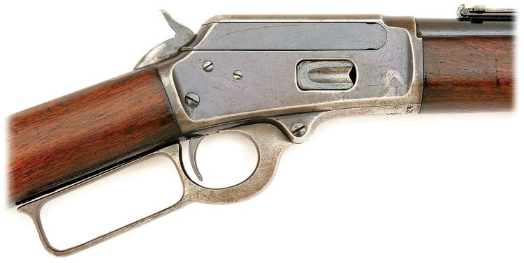 Rare Marlin Model 1894 Trapper Carbine Shipped to Chilean Po