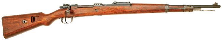 Luftwaffe Marked K98K Bolt Action Rifle by Mauser Werke Bors