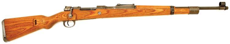 German K98K Kreigsmodell Bolt Action Rifle by Mauser Oberndo