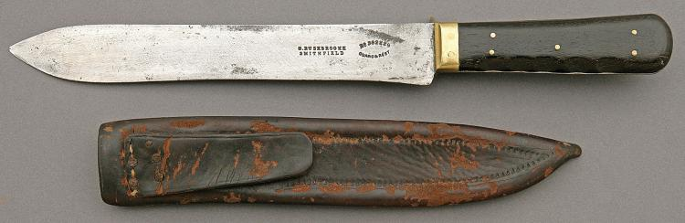smithfield large kitchen knife by rushbrooke 13 best kitchen knives you need top rated cutlery and