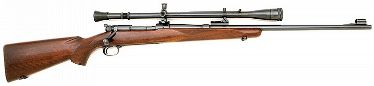 Winchester Pre-War Model 70 Bolt Action Rifle