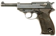 German P.38 Semi Auto Pistol by Walther