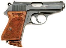 Walther PPK Semi Auto Pistol