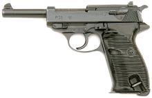 German P.38 Semi Auto Pistol by Mauser Oberndorf