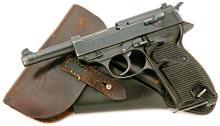 German P.38 Semi Auto Pistol by Spreewerke