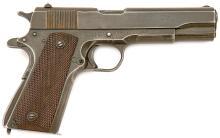 U.S. Model 1911A1 Semi Auto Pistol by Ithaca