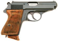Early Walther PPK Semi Auto Pistol