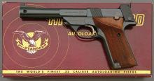 High Standard Model 107 Military Supermatic Trophy Semi-Auto Pistol