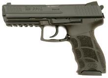 Heckler & Koch P30L Semi-Auto Pistol
