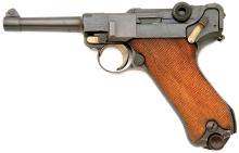 German Luger 1920 Commercial Model