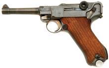 German P.08 Luger Pistol by DWM