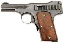 Smith & Wesson Model 1913 .35 Semi-Auto Pistol
