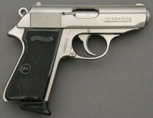 Walther / Interarms PPK/S Semi-Auto Pistol