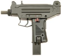 Action Arms / I.M.I. Model 45 Uzi Semi-Auto Pistol with 9mm Conversion Kit Installed