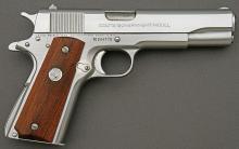 Colt MK IV Government Model Semi-Auto Pistol