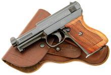 Mauser Model 1934 Semi-Auto Pistol