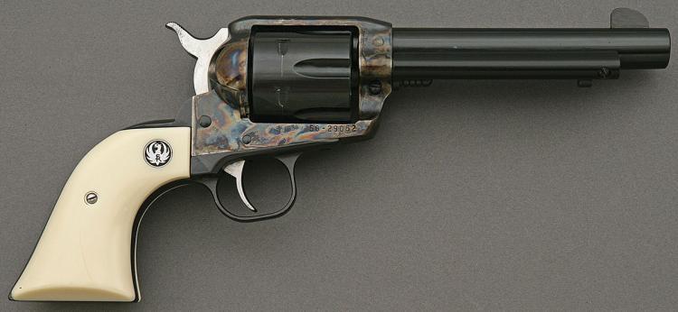 Custom Ruger Vaquero Single Action Revolver