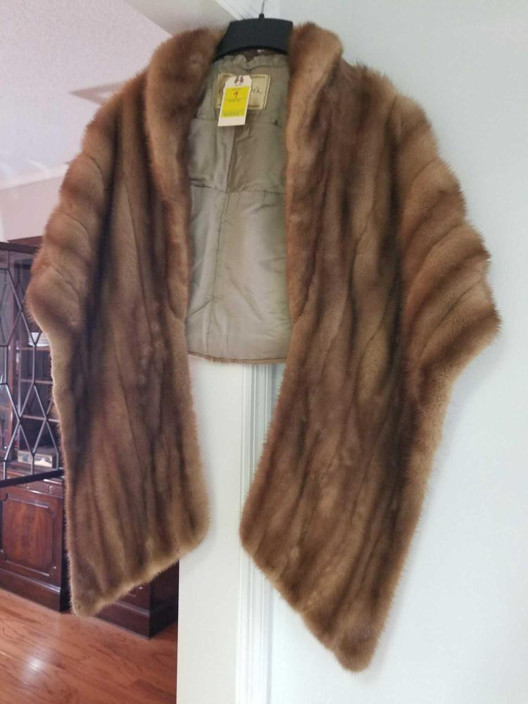Regenstein's Fur Stole