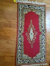 Hand Knotted Persian Wool Rug