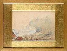 William Bell Scott, HRSA (1811-1890) TYNEMOUTH