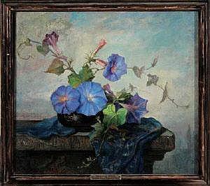 Gabriella Fabbricotti (Italian 1878-) MORNING