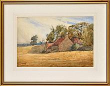 "Christina Paterson Ross, RSW"" (1843-1906) A FARM"