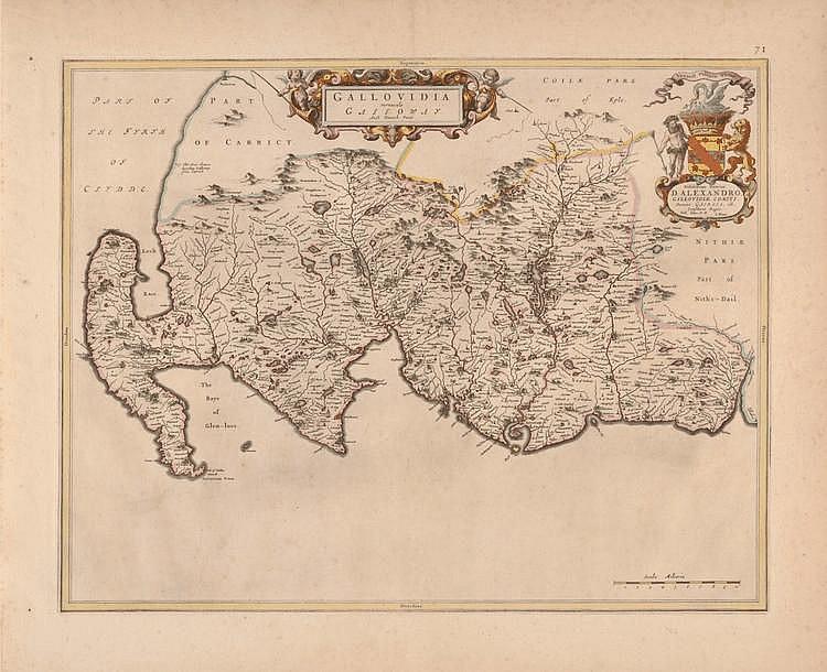 Timothy Pont (c.1564-c.1614)