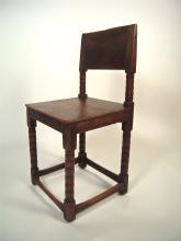 17th Century English Cromwellian Chair