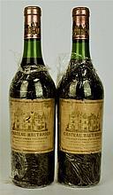 Château Haut-Brion 1966 (2bt)