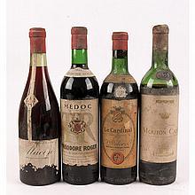 Bordeaux wine selection (4bt)
