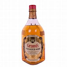 Grant's Stand Fast Finest Scotch Whisky (1Mg 1,375 lt.)