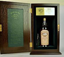 Bowmore  Islay Single Malt Scotch Whisky 1957 Aged 38 years limited edition (1bt)