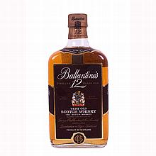 Ballantine's Very Old Scotch Whisky - 12 years old (1bt)