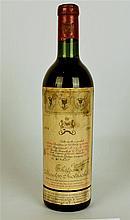 Château Mouton Rothschild 1964 (1bt)