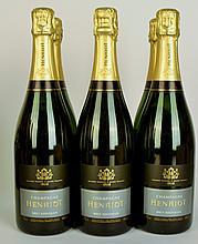 Henriot Souverain Champagne Brut   (6bt)
