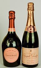 Joseph Perrier, Laurent Perrier Champagne Brut Rosé (2bt)