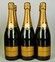 Louis Roederer  Champagne Brut 2004  (6bt)