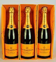 Veuve Clicquot Cuvée Saint Petersbourg Champagne Brut (6bt)
