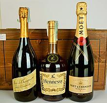 Hennessy, Moët & Chandon (3bt)