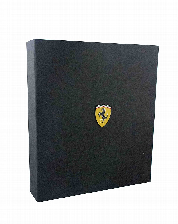 Ferrari anniversary box set 1947-2006