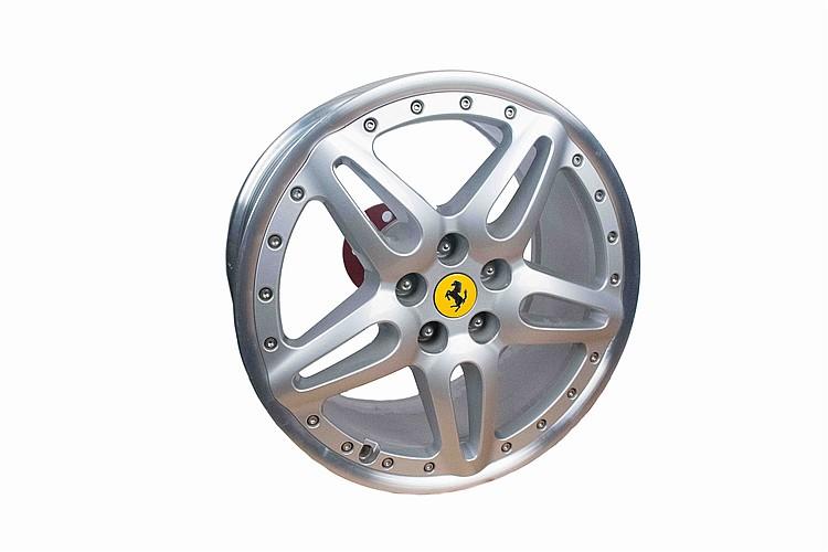 Ferrari-BBS rim