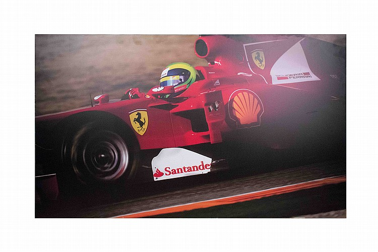 Ferrari Light Box
