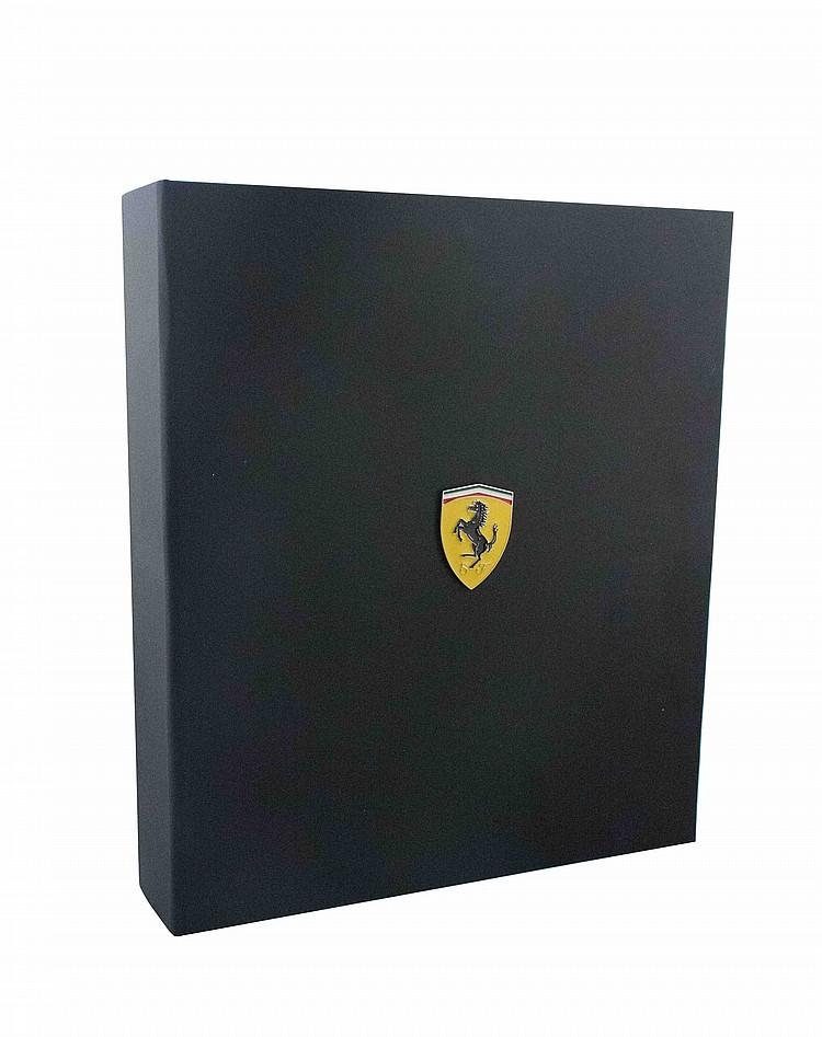 Ferrari anniversary box set 1947-2005
