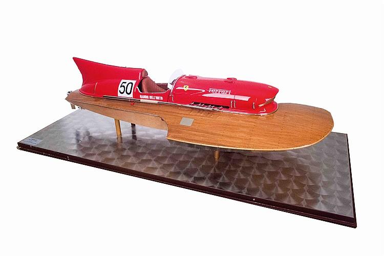 ARNO XI Timossi - Ferrari