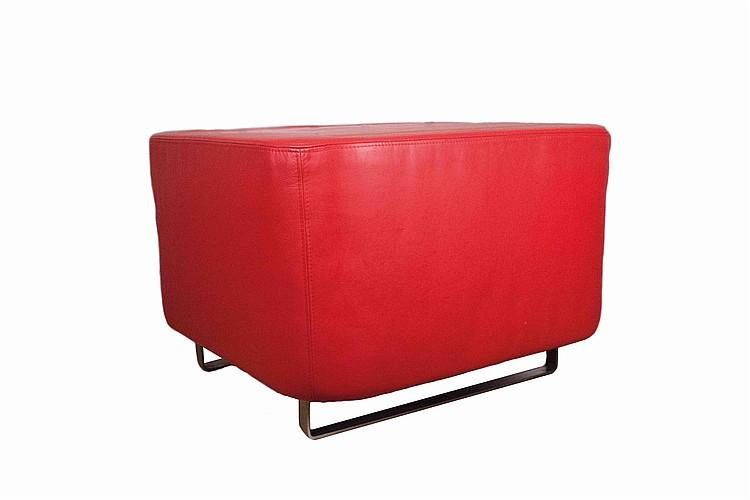 Massimo Iosa Ghini five square-shaped stools