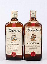 Finest Scotch Whisky Ballantine's anni '80 (2bt)
