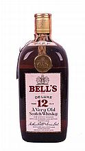 Bell's De Luxe A Very Old Scotch Whisky - 12 years old